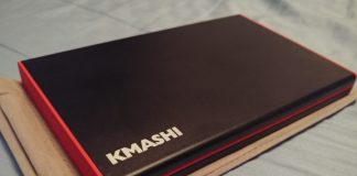 Kmashi's Victor K7 20,000mAh battery pack is offers a week's worth of charge in one hefty brick (Review)