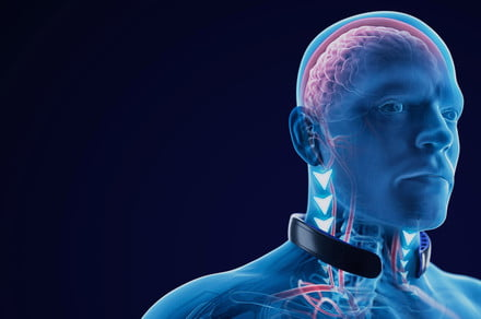 The Q-Collar draws inspiration from a woodpecker, may help prevent concussions