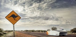 Dutch car 'Nuon' wins the World Solar Challenge for the third time in a row