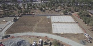 Apple Park 'Nearly Complete' as Construction Begins on Basketball Courts and Other Employee Amenities