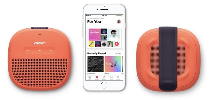 Apple Begins Selling Bose SoundLink Micro Bluetooth Speaker Online and In Stores