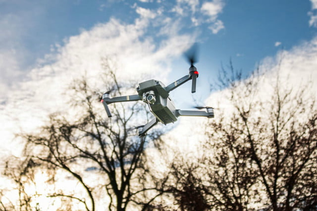 DJI AeroScope is an invisible license plate that knows when drones go off limits