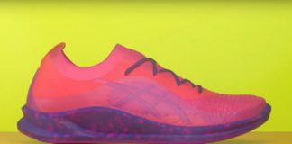 Asics wants to microwave you a custom, crazy-colored pair of sneakers