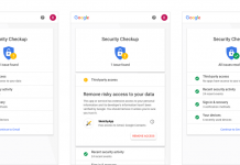Google's refined Security Checkup identifies account vulnerabilities