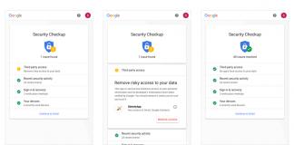 Google's refined Security Checkup identifies account vulnerabilities