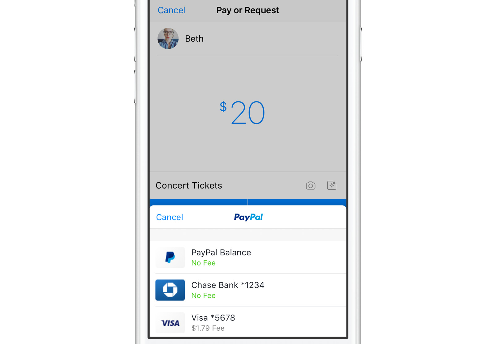 how to get money back from paypal payment