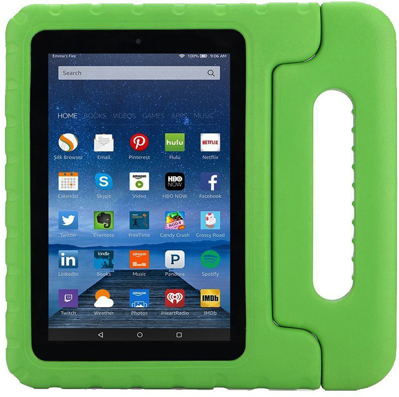 Best heavy duty cases for amazon fire tablets aivanet for Amazon casa