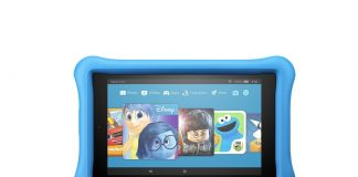 Engage your kids with Amazon's Fire HD 8 tablet for just $100