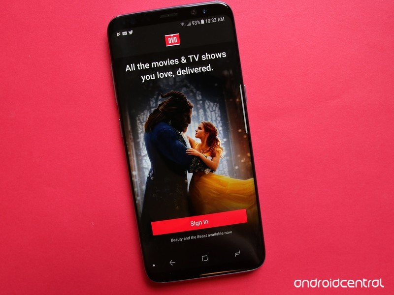 Netflix's DVD app finally makes its way to Android - AIVAnet