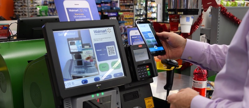 Walmart Pay 'Close to Surpassing' Apple Pay in U S  Mobile