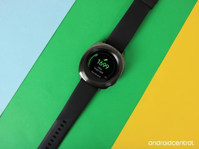 Samsung-Gear-Sport-Samsung-Health-Step-T