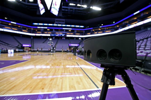 Watch the 2018 NBA playoffs from every angle, thanks to Intel, TNT, and VR