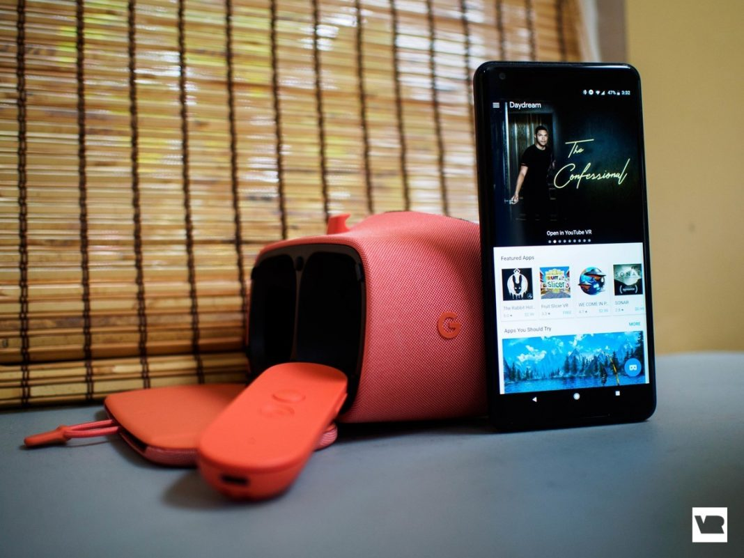 How to fix drift problems with Daydream View