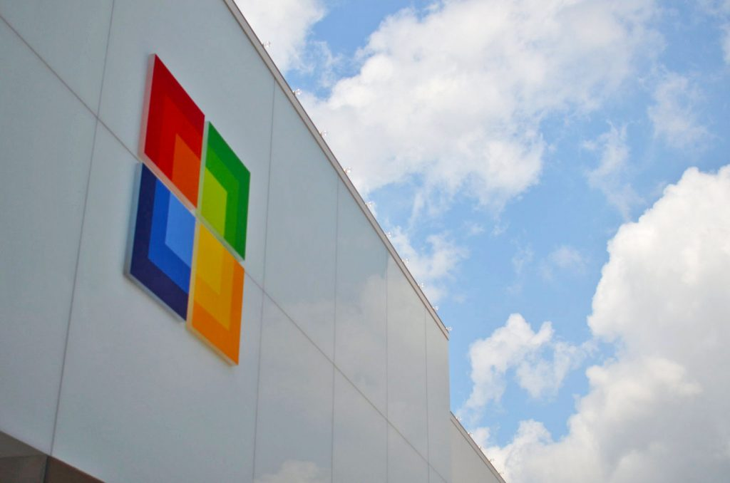 Microsoft sets unambitious but achievable carbon reduction goal