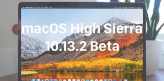 Apple Seeds Fourth macOS High Sierra 10.13.2 Beta to Developers