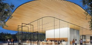 Apple Park Visitor's Center Now Open to the Public