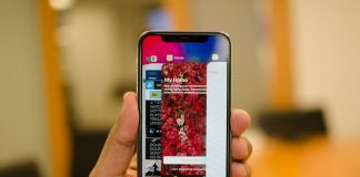 Hate the iPhone X's notch? These two apps can get rid of it