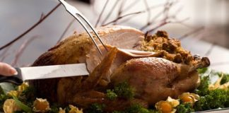 How to carve a turkey (without maiming it)