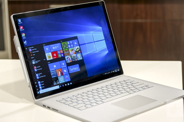 Yes, the Surface Book 2 can drain its battery while gaming, but does it matter?