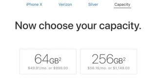 iPhone X Shipping Estimates Improve to 1 to 2 Weeks in United States and Canada
