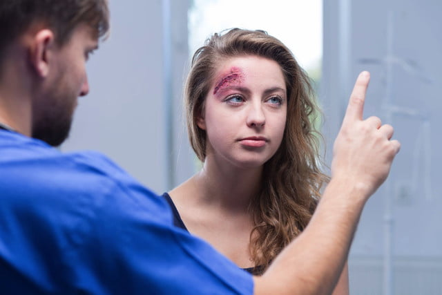 A saliva test can diagnose a concussion and tell you how long it will last