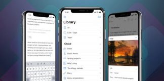 Writing App 'Ulysses' Gets iPhone X Redesign and Face ID Text Library Lock Support