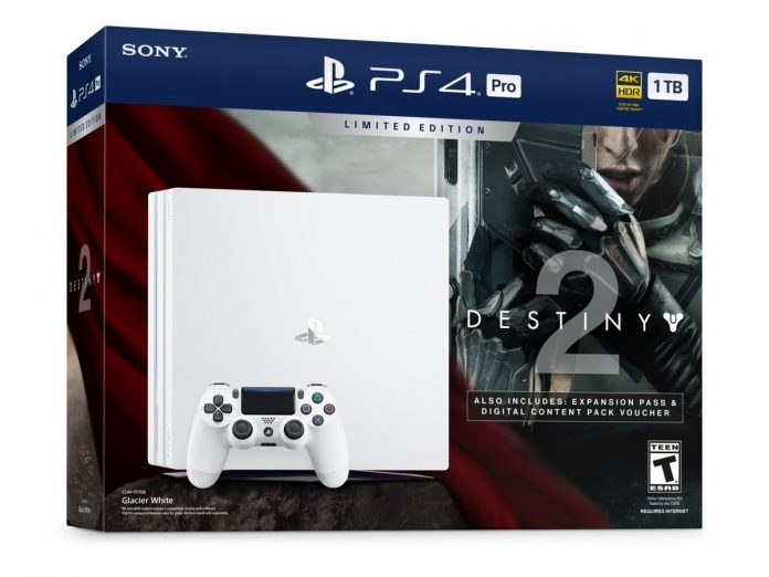 This limited edition PS4 Pro comes with Destiny 2 and is now on sale for $350