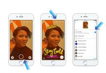 Facebook's latest feature test looks like Snapchat's streaks