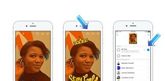 Facebook's latest feature test looks like Snapchat's streaks