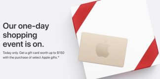 Apple's Black Friday Event Launches in the US With Free Gift Cards Up to $150