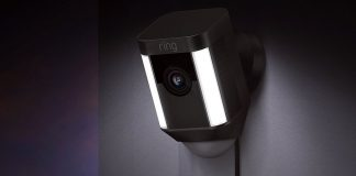 It's never been cheaper to add a layer of security to your house with Ring's Spotlight Cam