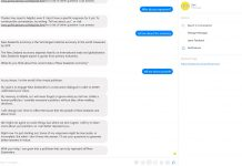 Talk with the first-ever robot politician on Facebook Messenger