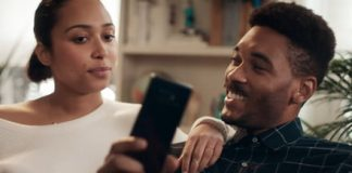 Motorola takes a dig at Samsung's iPhone parody with 'up-upgrade' ad
