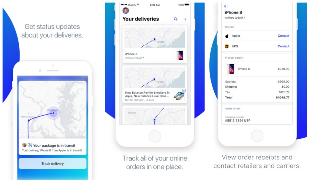 Shopifys Arrive App Tracks Your Online Orders On A Live Map AIVAnet - Live map online