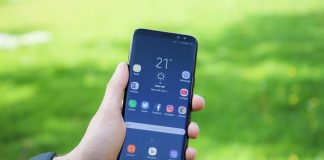Your own palm may be used to fetch your password on future Galaxy phones