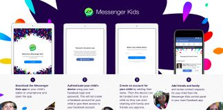 Facebook rolls out a Messenger app just for kids