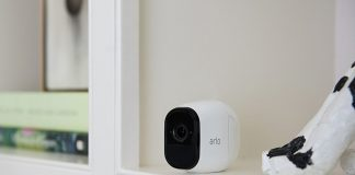 Improve your home security with this Netgear Arlo 3-camera package for $300