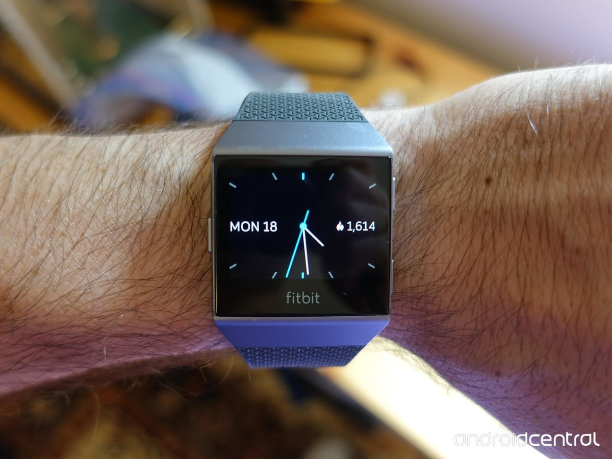First update for Fitbit Ionic brings 100 new watch faces and 60 apps