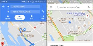 Google Maps 'Two-Wheeler' Mode Launches In India, More Countries to Follow