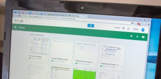 Google Sheets updated with new machine learning features