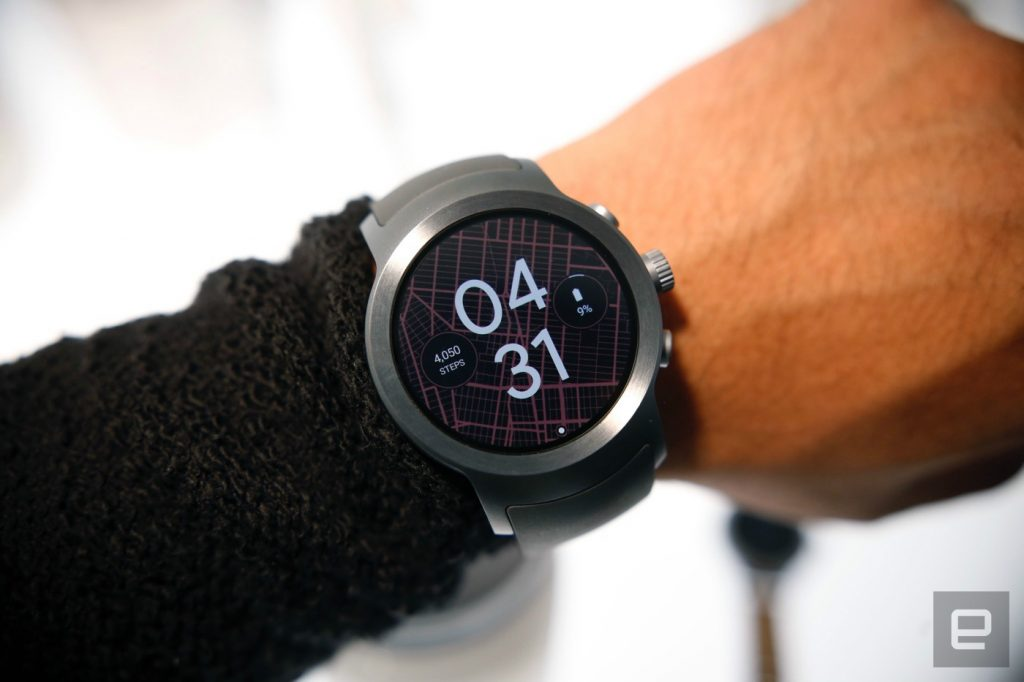 Android Wear's Oreo upgrade is ready