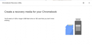 How to recover a Chromebook over USB