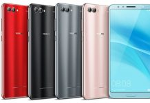 Huawei Nova 2S unveiled with 18:9 display and dual front-facing cameras