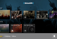 SiriusXM now streams radio stations to your Apple TV