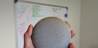Job listing confirms Google Home with display is in the works