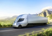 Anheuser-Busch placed an order for 40 Tesla Semis