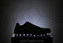 The world's first graphene running shoes are coming in 2018