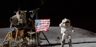 For American astronauts, the moon beckons once again