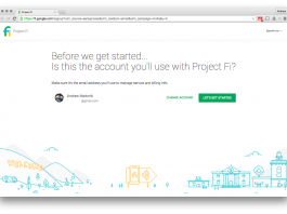 How to get Google Project Fi service