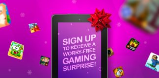 Enter to win an Amazon Fire Tablet and get a Christmas surprise from GameStash!